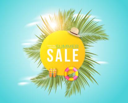 Hot summer sale