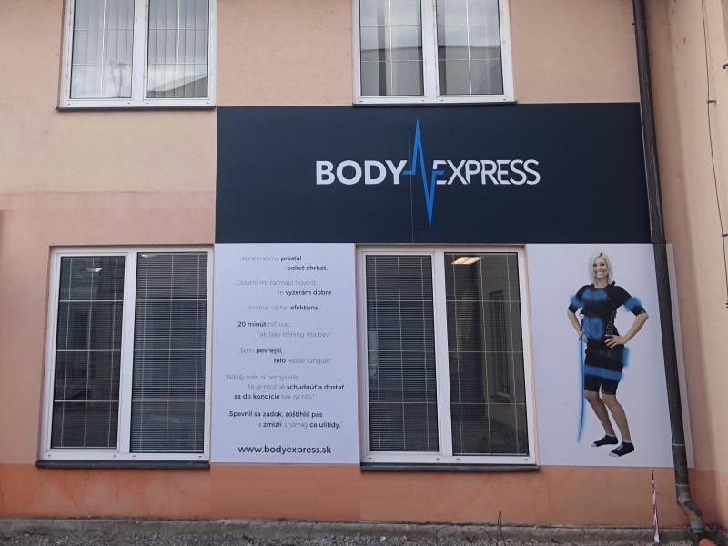 BODY EXPRESS Vráble